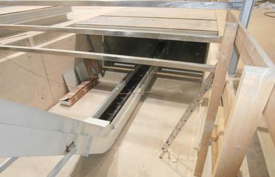 PLETTENBERG----stavební-práce-sestavení-vynášecího-dopravníku-v-nové-hale-u-konečného-zákazníka
